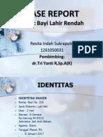 Case BBLR Ppt
