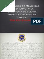 El Comando de Movilidad Aerea (AMC) y la Estrategia de guerra irregular de estados unidos Por Eva Golinger