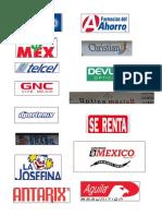 Logos Tiendas