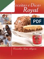 Livro Royal