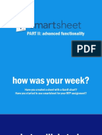Smart Sheet Software Manual