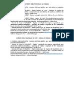 Extrato Para Publicação No Doe e Dou - Rio Paranaiba