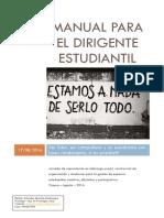 Manual Para El Dirigente Estudiantil OSORNO