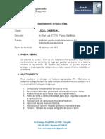 Recomendaciones para mantenimiento.docx