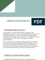 8 Comercialización de Productso Agroopecuarios