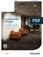 Catalogo Luminarias PHILIPS