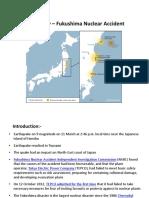 Case Study Fukushima