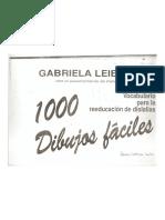 1000 Dibujos de Dislalia