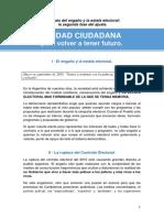 """Con CFK a la cabeza, el kirchnerismo lanzó el frente """"Unidad Ciudadana"""""""