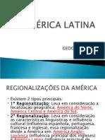 América Latina Resumão