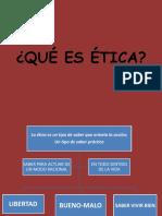 QUÉ ES ÉTICA (1)