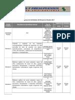 Cronograma Costos y Pptos 2 Rev 1