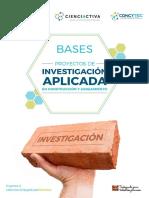 Bases Finales Proyectos SENCICO 25.04.17