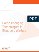 Technologies in Electronic Warfare