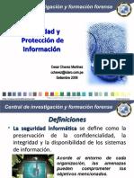 Seguridad y Proteccion de Informacion