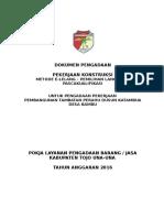 Dokumen Tambatan Perahu Katambua