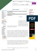 Os Contratos de Consumo No Comercio Eletronico Internacional - Boletim Jurídico