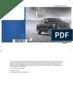 2017 Ford F 150 Owners Manual Version 2 Om en US en CA 12 2016