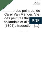 Van Mander (Francés)