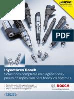 Inyectores Bosch