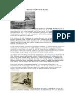 Historia de la Provincia de Islay.docx