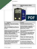 Pegas 200 e Servisni Manual Service Manual Mg009 02.Wujx4
