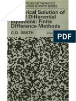 Extracted Pages From G.D. Smith Numerical Solution of Partial Differential Equations Finite Difference Method (1985)