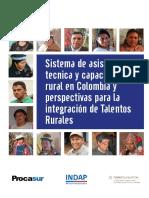 Informe Institucional Colombia