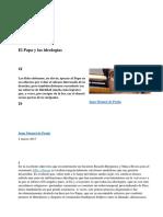 De Prada - El Papa y las ideolog°as.docx