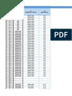 Excel Estadistica