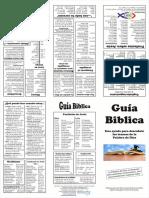 Guia Biblico