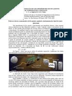 Projeto e Construção de Um Anemômetro de Fio Quente
