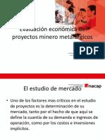 2.- Presentacion Evaluacion Economica de Proyecto