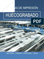 Sistema de Impresión - Huecograbado