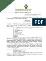Lei 19.145-2015 - Política SST