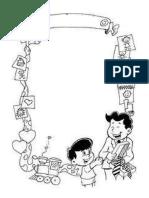 Modelo de Tarjeta a Papa_Deyssi Milagros