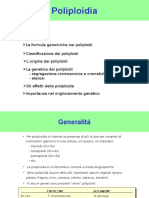 Sintesi Poliploidia