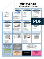 2017-2018 qisd school calendar formatted to print