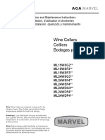 Marvel Undercounter 15 Inch High Efficiency Single Zone Wine Refrigerator Owners Guide ML15WS.pdf