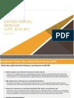 UPS - Investment Presentation (PDF).pdf