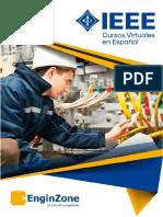 Temario Curso Virtual IEEE - Mantenimiento de Subestaciones Eléctricas