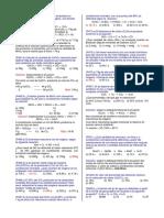CTM Estequiometria en Reacciones
