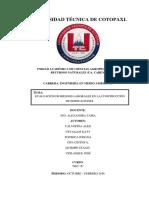 Riesgos Laborales de Edificaciones 2016
