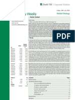 Lloyds TSB JUL 30 FX Strategy Weekly