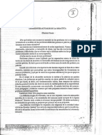 Rendo Corrientes Actuales de La Didáctica