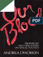 Our Blood - Andrea Dworkin - pdf.pdf