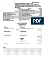 Normatividad Para La Preparación de Los Ee.ff.- Caso 01