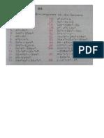 Ejercicios_ Caso de Factorización 1 Factor Comúm