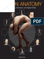 Action Anatomy - For Gamers, Animators, And Digital Artists