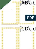 abecedari personalitzat